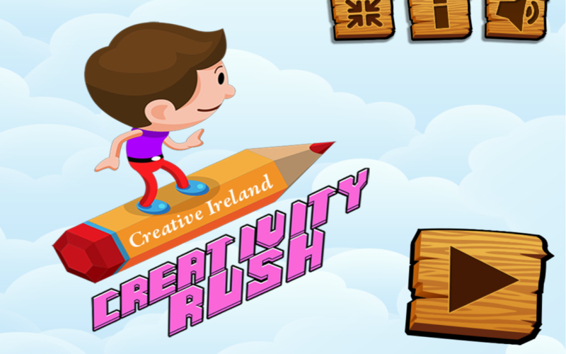 Creative Ireland: Creativity Rush