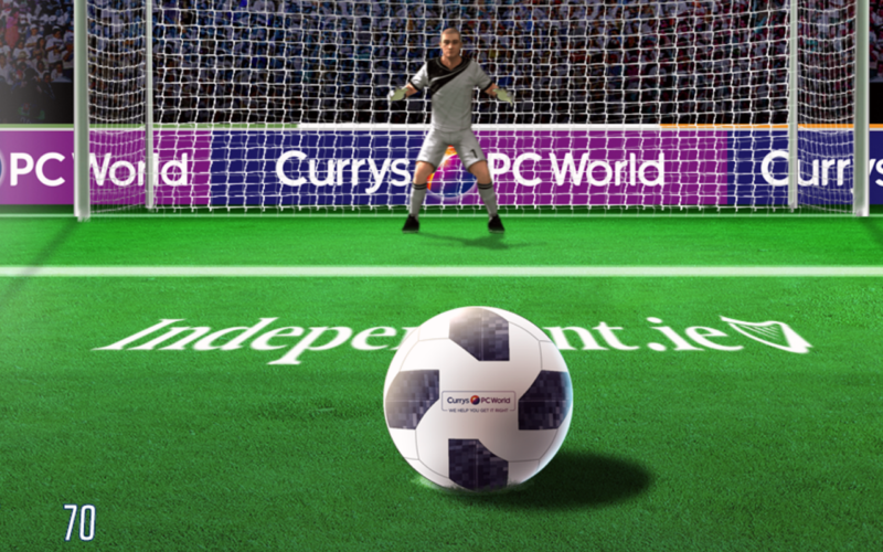 Currys PC World: Penalty Shootout
